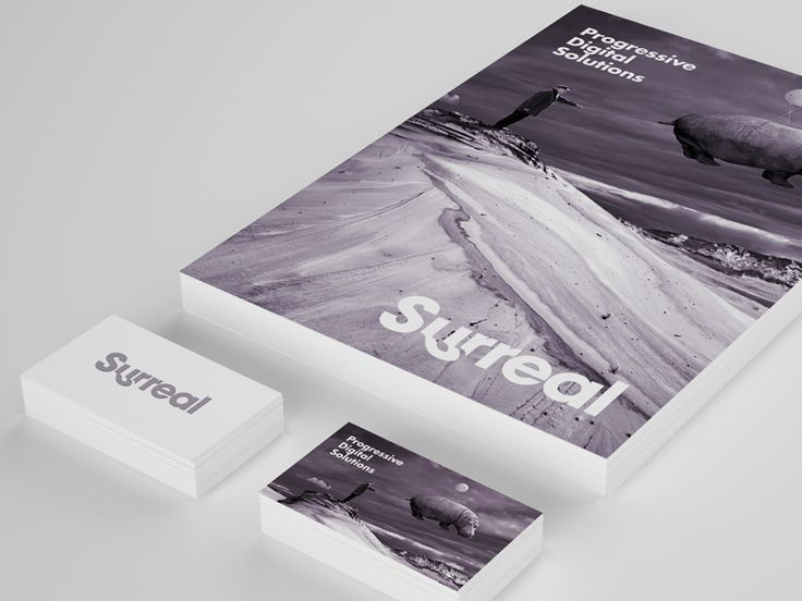 Surreal Branding by STUDIOJQ