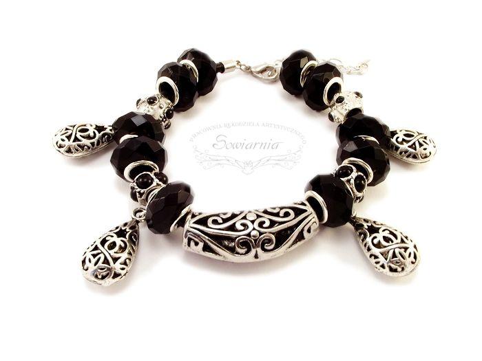 Gothic modular bracelet