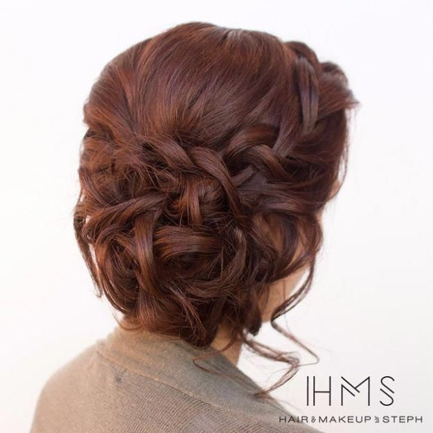 24 Beautiful Bridesmaid Hairstyles For A…