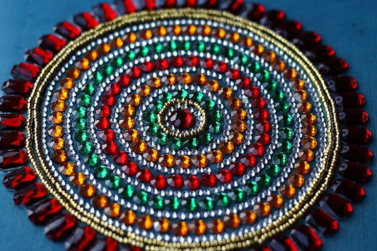 80 best rangoli kundan patterns images on pinterest for Home made rangoli designs