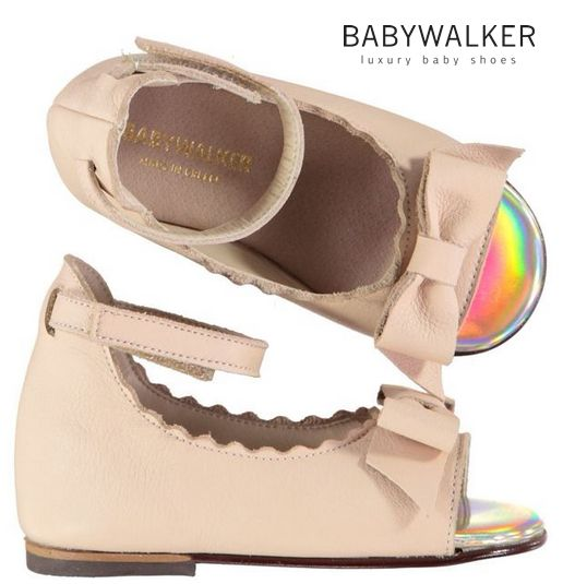 Platinum Pudre Pip toe by BABYWALKER <3 #babywalker #shoes #babywalkershoes #vaptistika #kidsshoes #babyshoes #sandals #kidsfashion #babyfashion #handmade #luxury #babyclothing