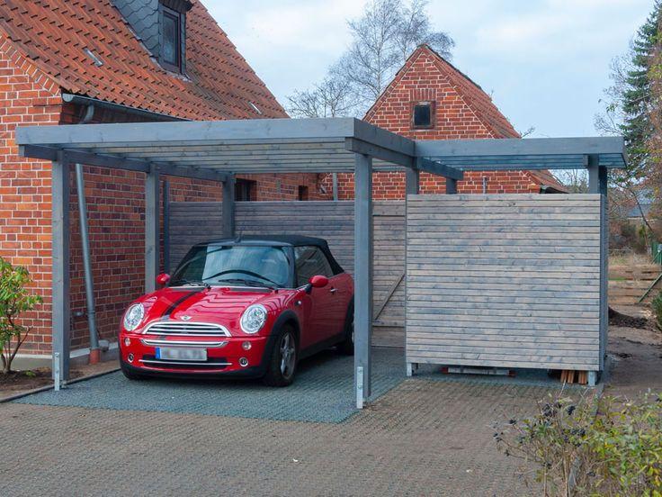 Pin auf Carport modern