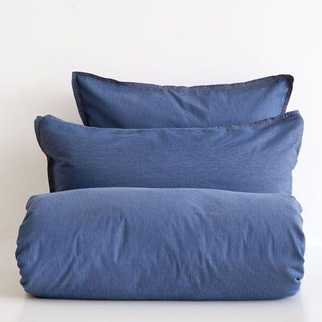 Denim Bed Linen | ZARA HOME United Kingdom