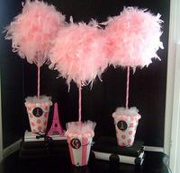 Parisian Pink Poodle Party Theme