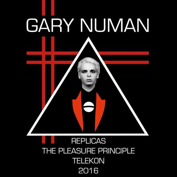 Gary Numan (@numanofficial)   Twitter