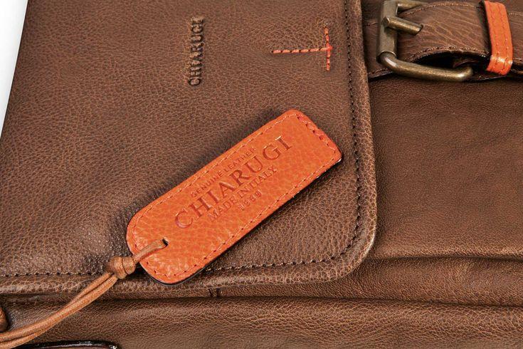 Chiarugi Firenze - Leather's bag #fashion #style