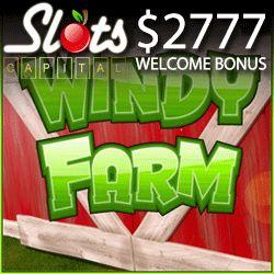 Windy Farm is launching @ Desert Nights Casino & Slots Capital Online Casino