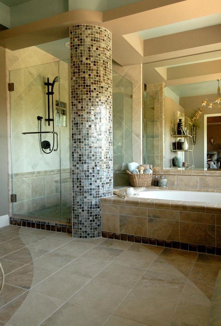 112 best Beautiful Bathrooms images on Pinterest | Beautiful ...
