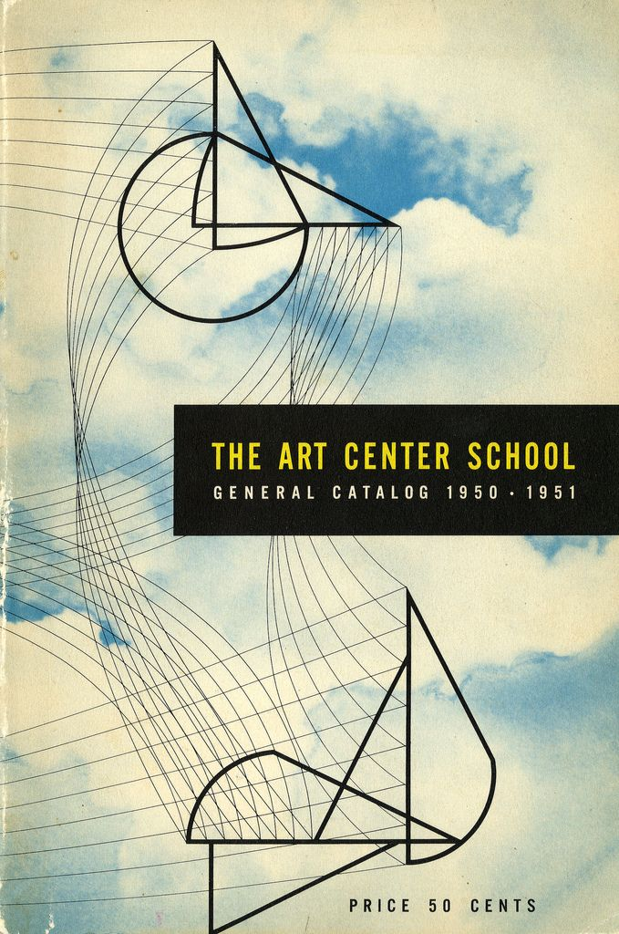 Art Center School 1950 cover