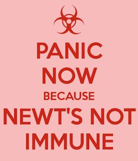 Resultado de imagen para maze runner la cura mortal newt