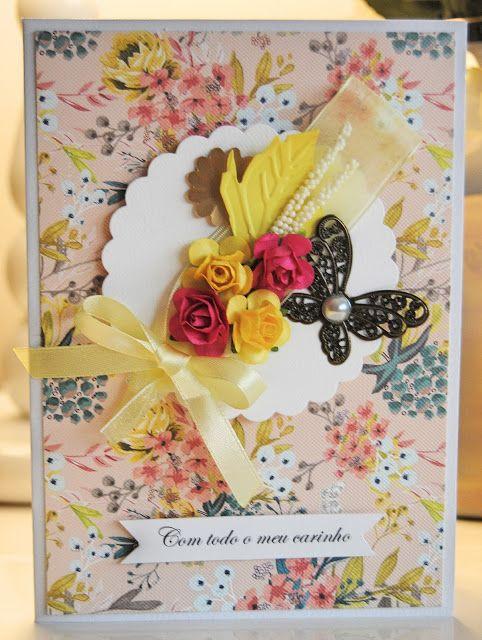 Dear Memory : CARTÕES FLORIDOS /FLOWERY CARDS