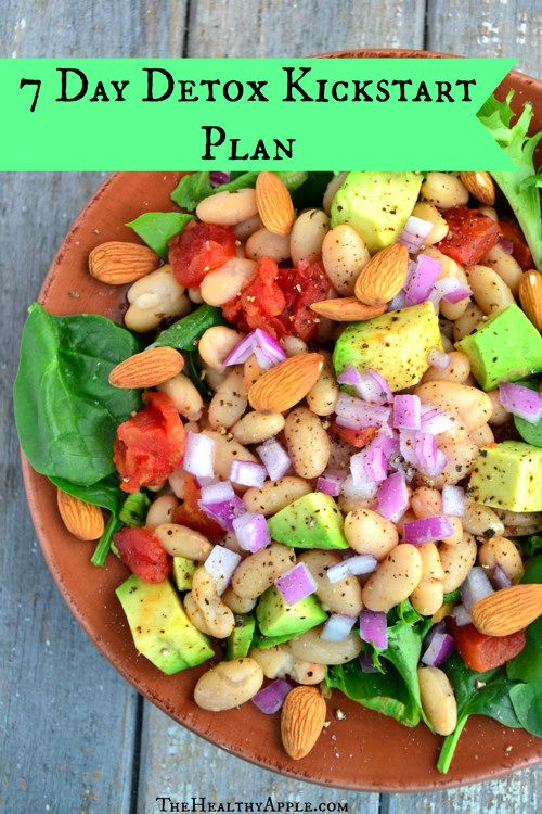 Detox Diet Plan | Detox Recipes My 7 DAY Detox Kickstart Plan will put you on the path to looking and feeling your best.If you experience digestive issues as well as bloating, low energy and sleep difficulty, my 7 DAY Detox Kickstart Plan is perfect for you- you will see results. Why do the