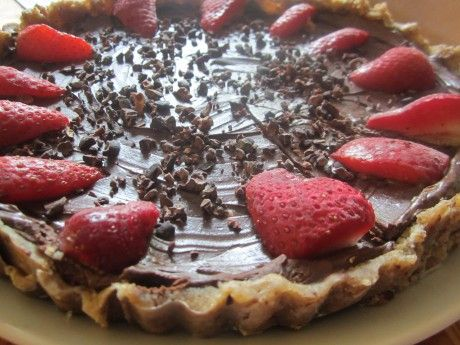 Chokladtårta raw