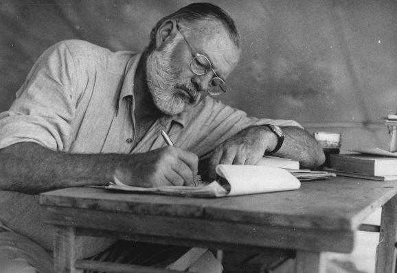 Megtalálták Ernest Hemingway első művét - http://hjb.hu/megtalaltak-ernest-hemingway-elso-muvet.html/