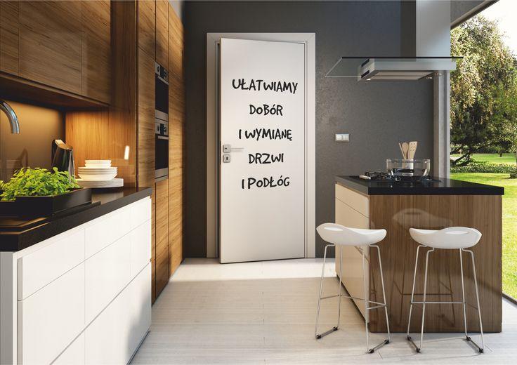 #vox #wystrój #wnętrze #drzwi #inspiracje #projektowanie #projekt #remont #pomysły #pomysł #interior #interiordesign #moderndoors #homedecoration #doors #door #drewna #wood #drewniane  #biale #white  #drzwiwewnętrzne #dom #mieszkanie #kuchnia