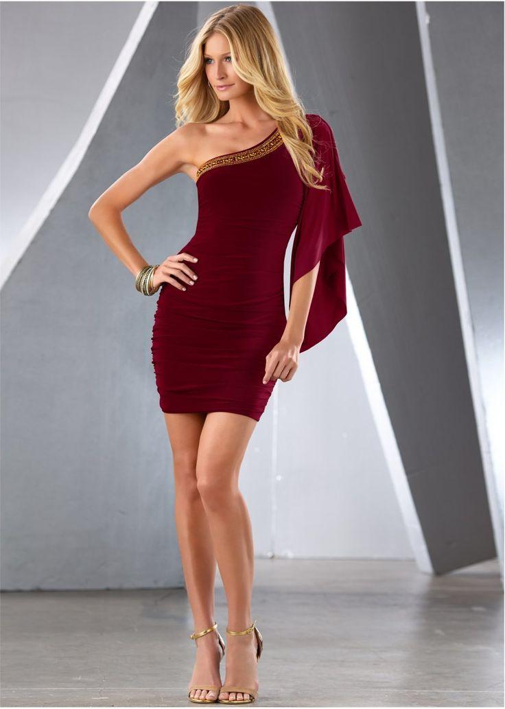 Sukienka wieczorowa Bądź w centrum • 149.99 zł • bonprix