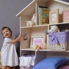 Domek - szafka na zabawki Effii