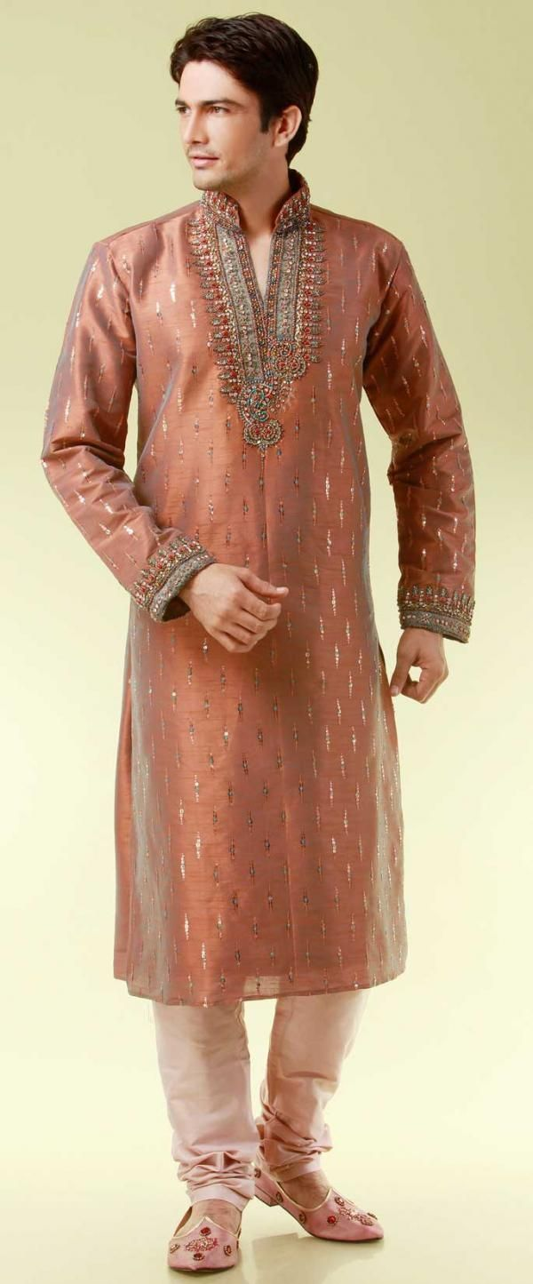 INDIA. Men's Designer Kurta Pajama. Wedding Kurta. Traditional and ...