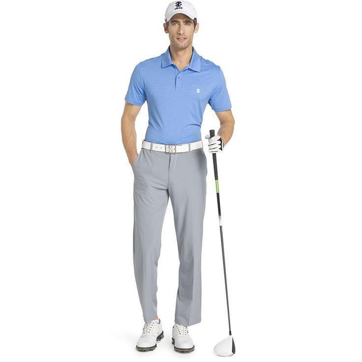 Men's IZOD Swing Flex Classic-Fit Performance Golf Pants, Size: