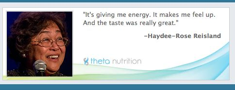 On #LifeWave Theta Nutrition formulas. Most people feel results within MINUTES of use!  http://www.lifewave.com/theta.asp