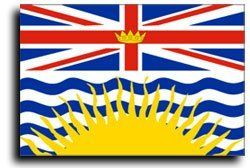 """British Columbia - Canadian Province Auto decal by Flagline.com. $2.25. 2.25"""" x 4"""" rect auto decal. Our 2.25""""x4"""" reflective decals are made in the image of each province's flag.. Save 43%!"""