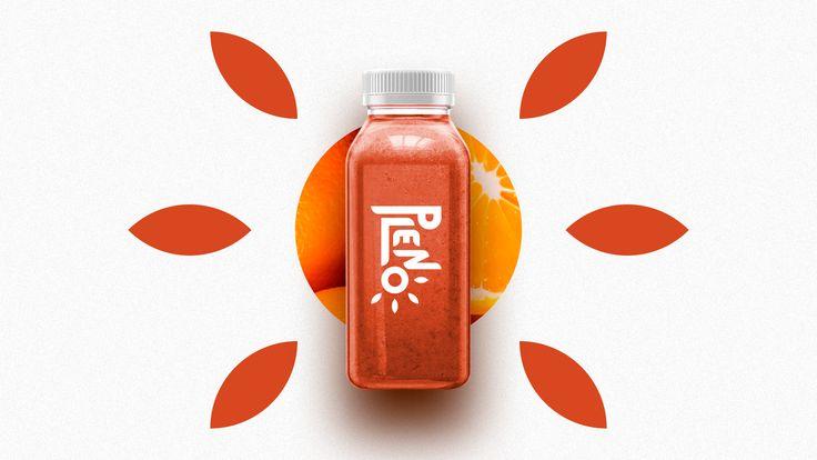 Rich juice poster concept on Behance