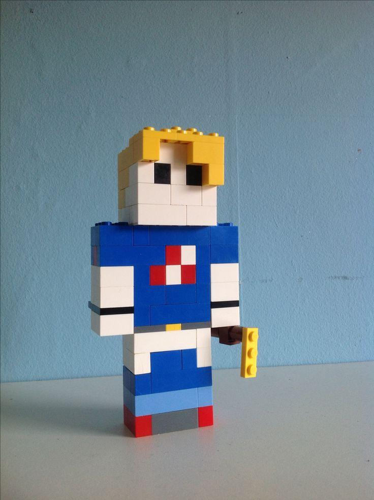 Minecraft LEGO FrediSaalAnimations