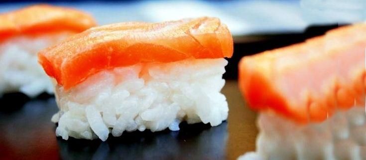 Como hacer arroz para sushi paso a paso, perfecto y con arroz normal muy fácilmente y en casa - Arroz de sushi - Como preparar arroz para sushi - Cursos