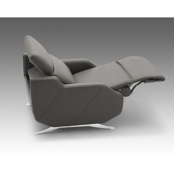 Antonio Modern Recliner Armchair Creative Furniture In 2020 Modern Recliner Leather Chaise Lounge Chair Reclining Armchair