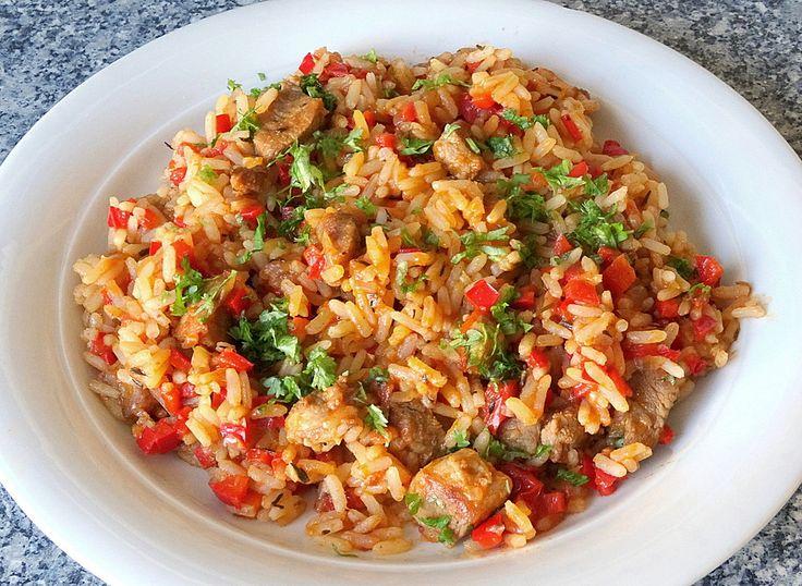 Serbisches Reisfleisch, ein gutes Rezept aus der Kategorie Reis/Getreide. Bewertungen: 222. Durchschnitt: Ø 4,5.