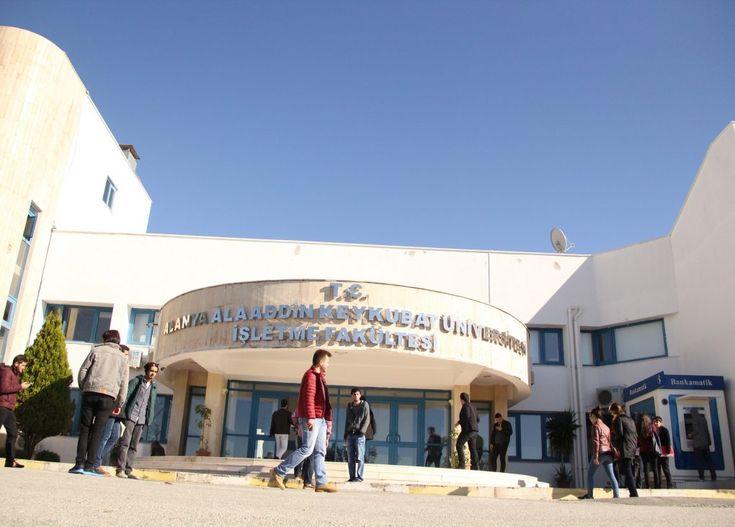 Yükseköğretim Kurulu (YÖK) Alanya Alaaddin Keykubat Üniversitesi (ALKÜ) bünyesinde 10 yeni bölüme daha öğrenci alınmasına