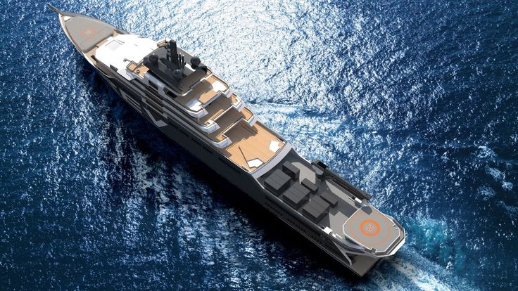 Norveçli milyarder Kjell Inge Røkke, WWF için dev bir araştırma gemisi inşasını finanse edecek.