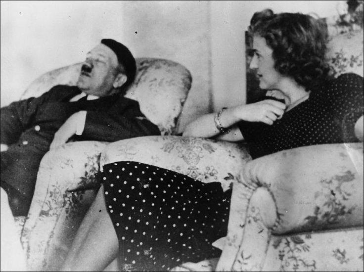 Hevder Hitler rømte til Argentina - og fikk barn med Eva Braun - Historie og arkeologi - VG