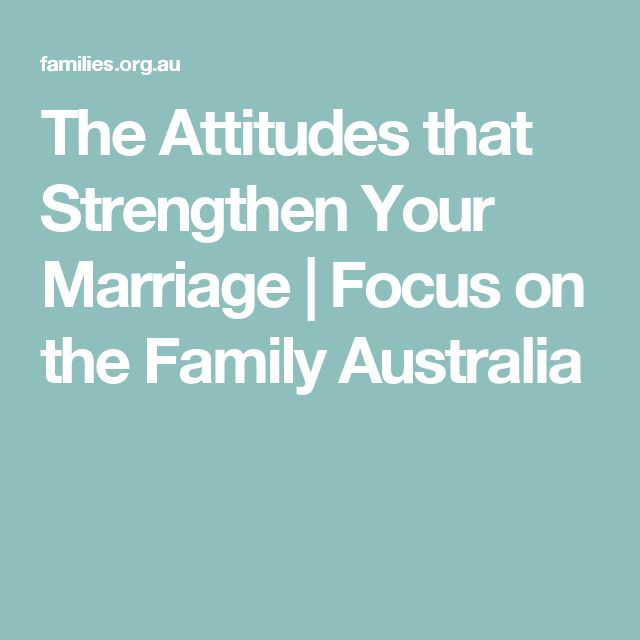 Hilarious and helpful! - The Attitudes that Strengthen Your Marriage | Focus on the Family Australia