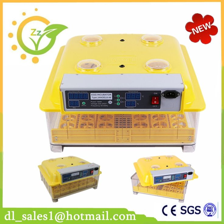 117.99$  Watch here - http://alidpt.worldwells.pw/go.php?t=32791068188 - Mini Digital Poultry Eggs Incubator Kit For Hatching 48 Eggs Chicken Duck Industrial Egg Incubator Machine For Sale