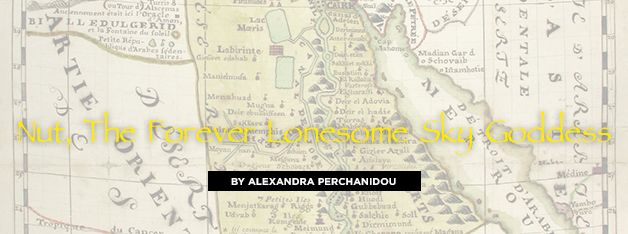 PRW Runner-up Tour: Nut, The Forever Lonesome Sky Goddess by Alexandra Perchanidou