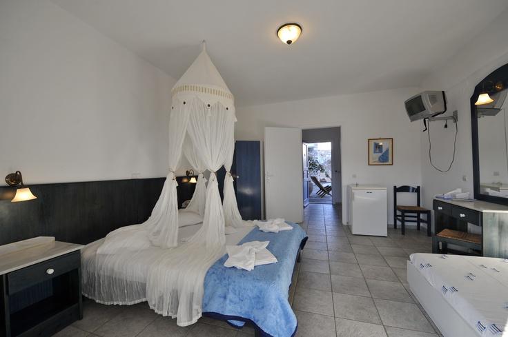 Aloni Room. Paros, Greece http://www.aloniparos.com/paros/view/paros-accommodation