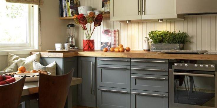farge kjøkkenskap