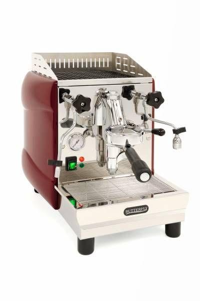 Butterfly coffee machine_Kiváló irodák, otthonok kiszolgálására. A kávéfőző nem igényel kapcsolatot a vízhálózatra, mert valójában saját belső víztartállyal rendelkezik.