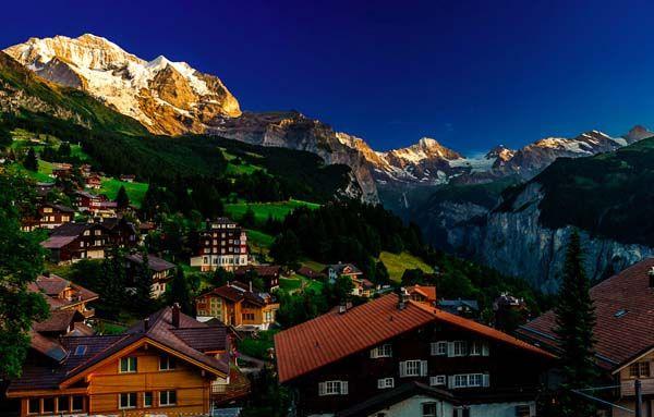 Wengen - Suíça