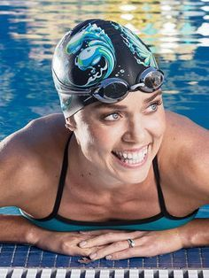 We interviewed Natalie Coughlin, our favorite U.S. swimmer, and asked her questions about her fitness routine and what it's like to be an Olympic medalist. Get inspired by Natalie Coughlin in this fitness celebrity interview.
