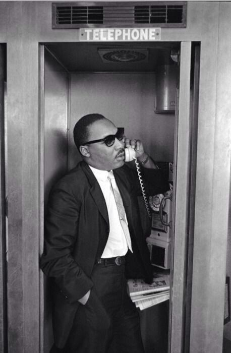 Dr. Martin Luther King Jr.