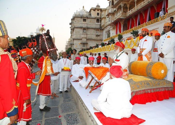 As a part of Living Heritage, the celebration of Ashwa Poojan is testimony to the traditional reverntial acknowledgement of the empathy between a Rajput and his Horse, continued since the ancient time, practiced and followed till this day. #travelIndia #Udaipur #Rajasthan #AshwaPooja #Mewarfestival #seeIndia #destinationIndia