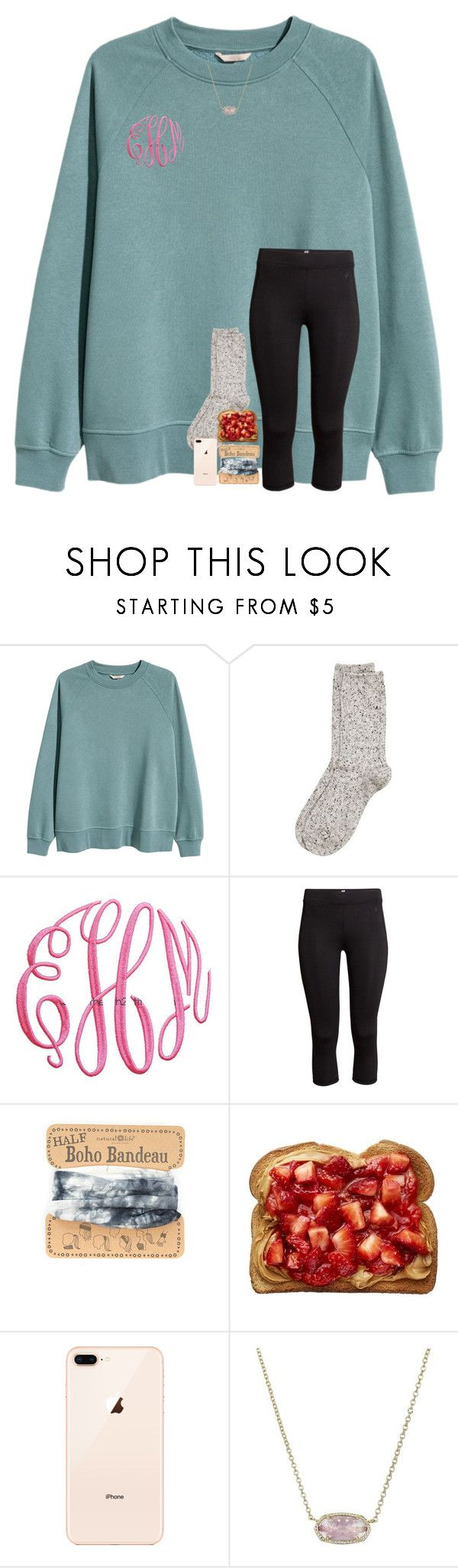 """if it's meant to be, let it be"" by arieannahicks on Polyvore featuring H&M, River Island, Natural Life and Kendra Scott"