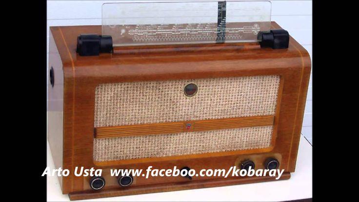Antika Radyo Müzik Dolabı arto usta