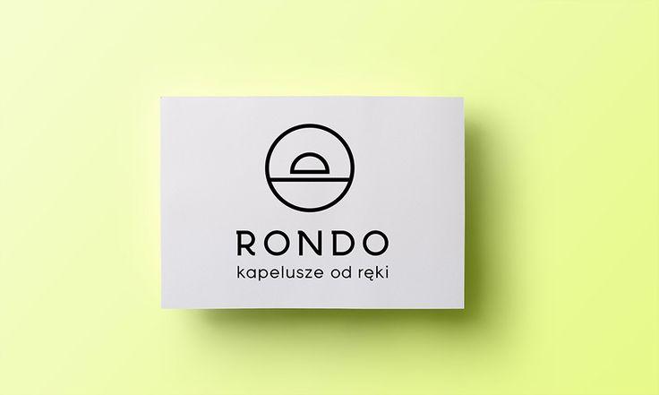 Rondo - hats producer logo - by Lotne Studio