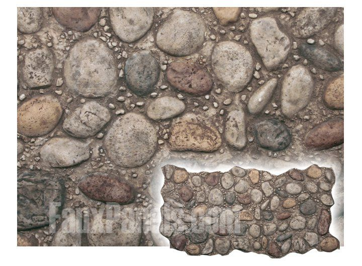 Faux rock panels to enhance any interior or exterior with elegant yet down-to-earth style and low maintenance ease.