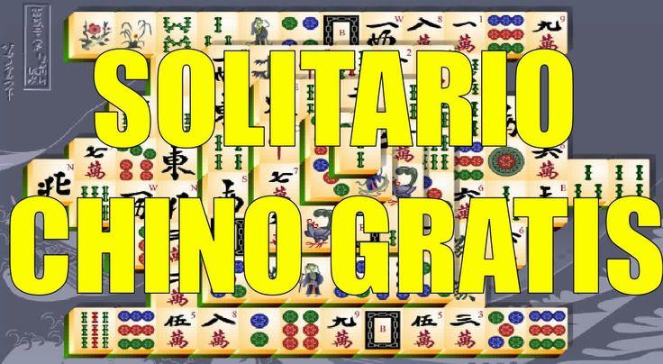 Mahjong Gratis el juego de el solitario chino o tambien llamado juego de Shanghai para disfrutarlo Gratis, quizas uno de los mejores sitios de Juegos de Solitario Chinos Online Gratis