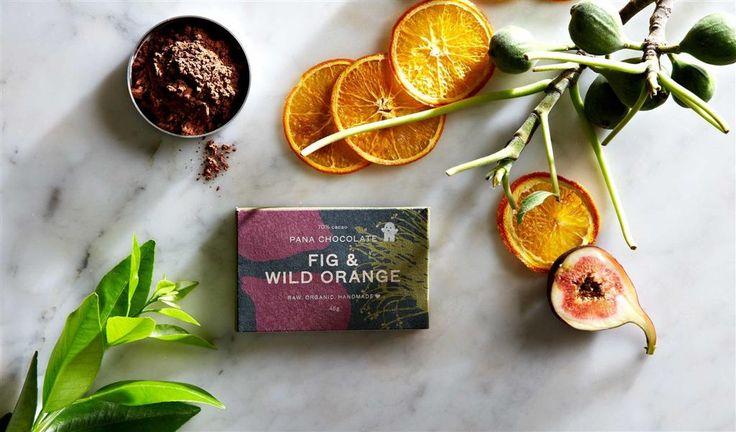 Pana Chocolate Fig & Wild Orange