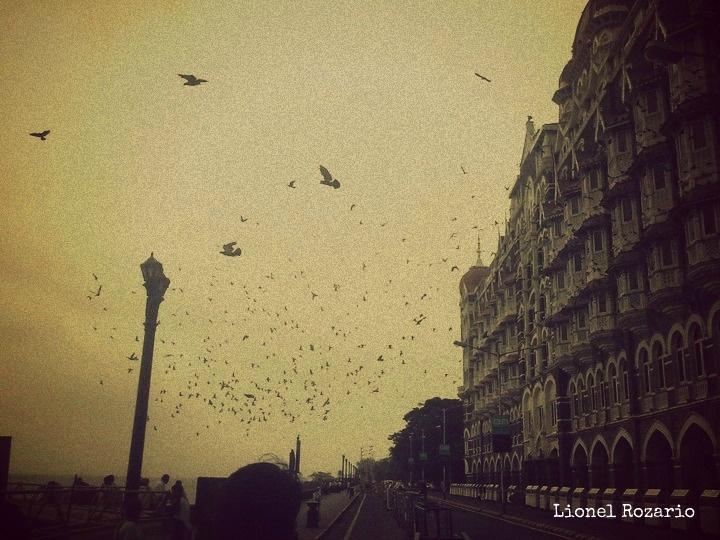 The Taj Hotel, Bombay